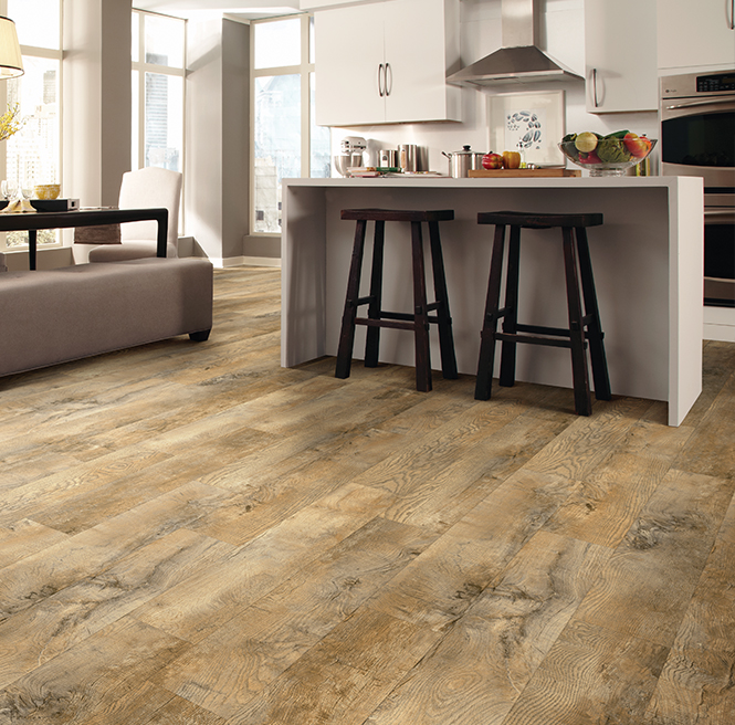 Vinyl Moduleo Vision Wood Old English Oak 24263
