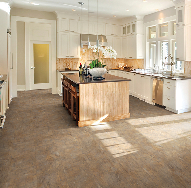 Shaw Flooring Quarry Luxury Tile: Vinyl And Waterproof: Moduleo