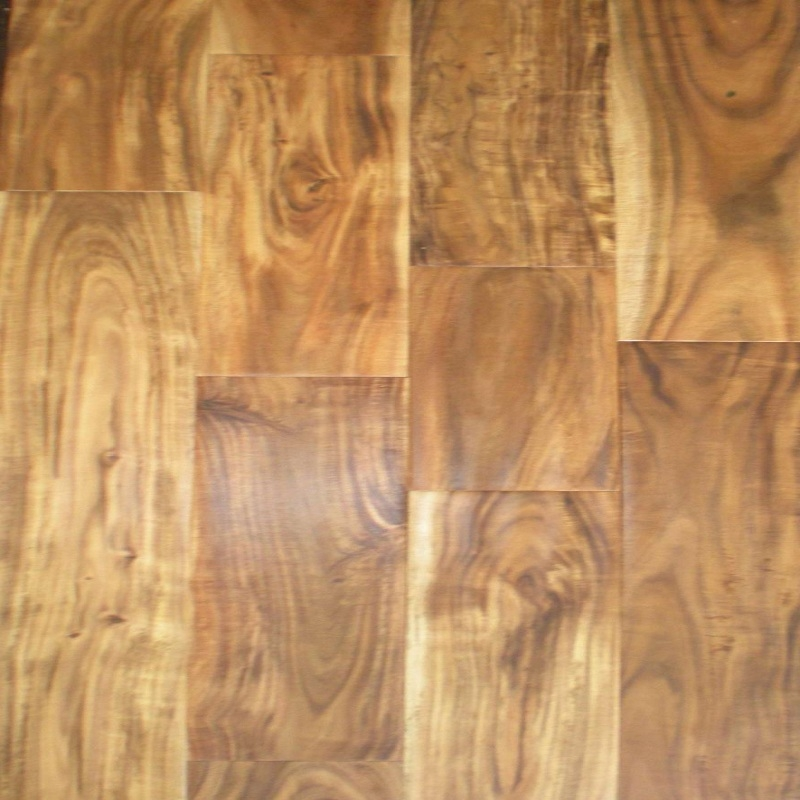 South Mountain Asian Walnut Handscraped Solid