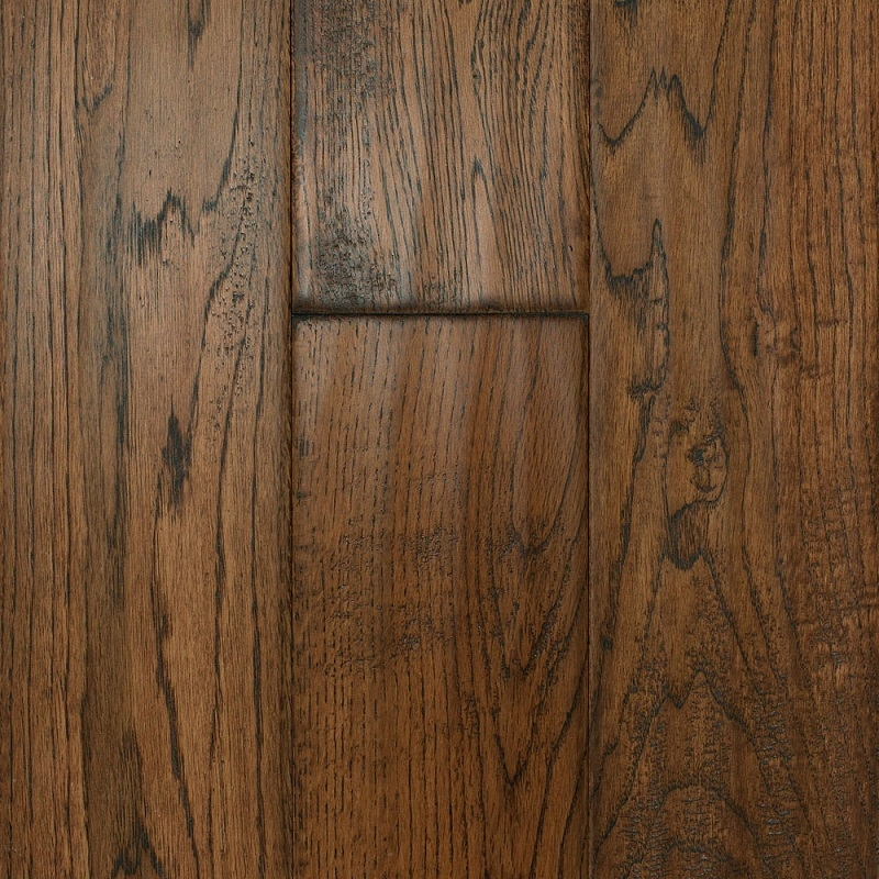 Hardwood South Mountain Oak Handscraped Solid Gunstock