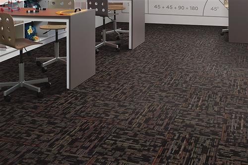 Carpet Tile Compound : Mohawk compound