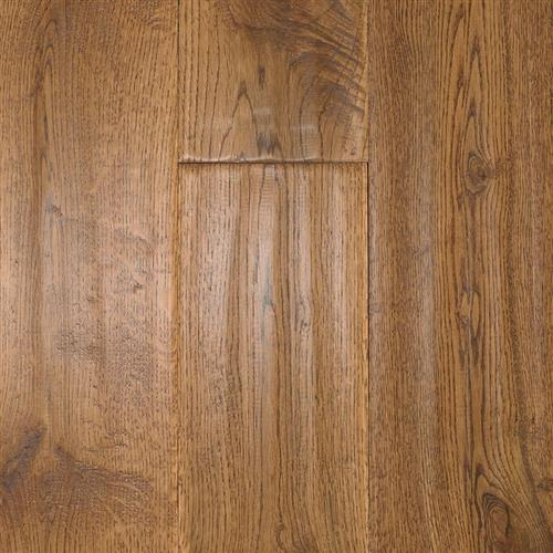 Oak Handscraped Solid