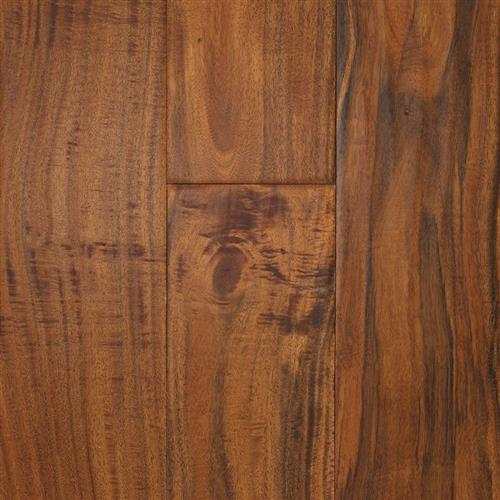 Asian Walnut Handscraped Engineered