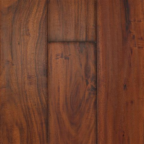 Asian Walnut Handscraped Solid